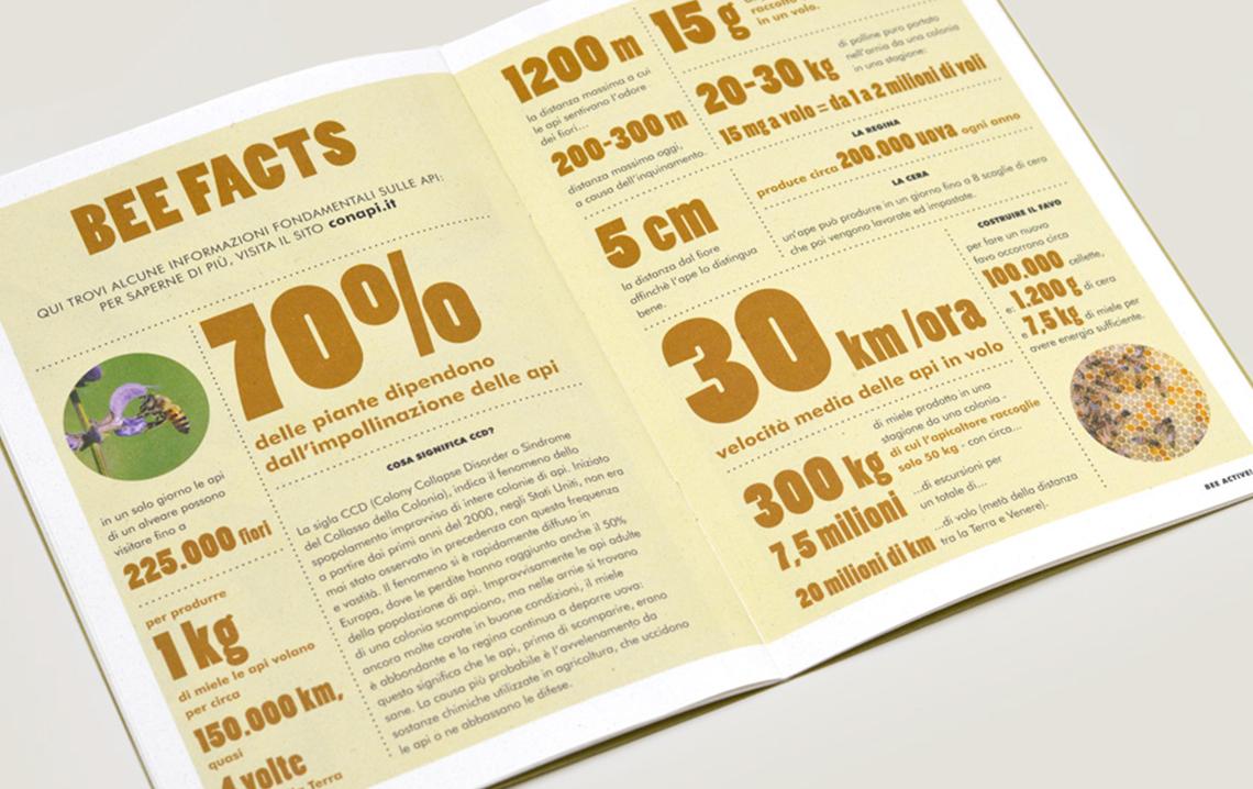 conapi BEEACTIVE brochure