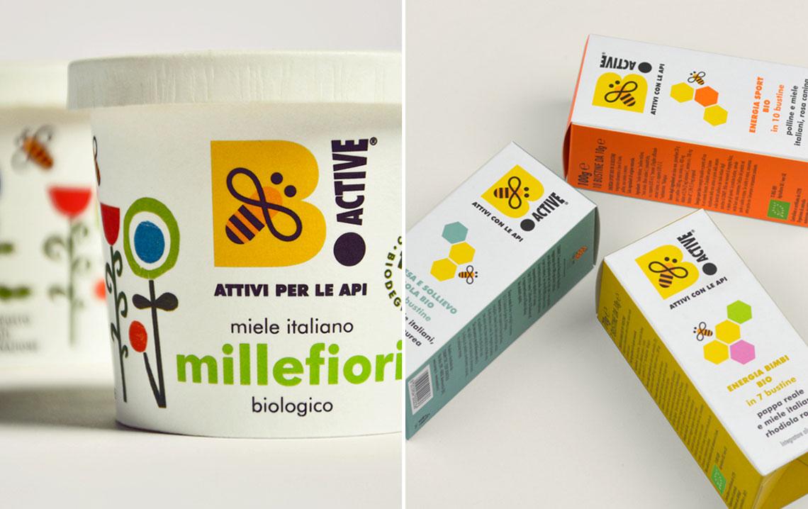 conapi BEEACTIVE packaging