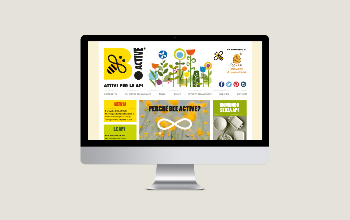 conapi BEEACTIVE sito