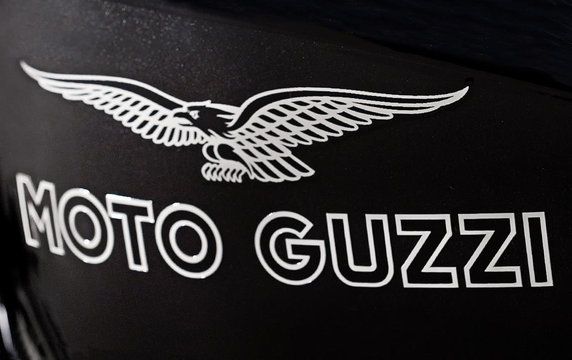 foto logo Moto Guzzi